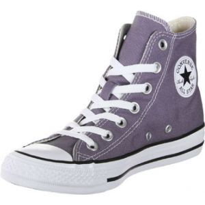 Converse Chaussures casual unisexes Chuck Taylor All Star montantes en toile Seasonal Color Violet - Taille 40