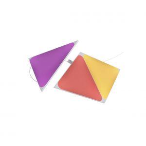 Nanoleaf Panneaux lumineux Shapes Triangles Expansion -3PK