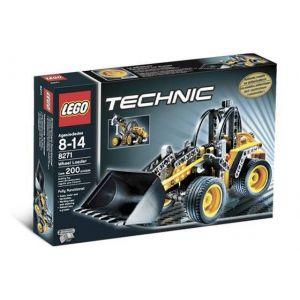 Lego 8271 - Technic : La Pelleteuse