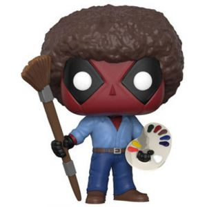 Funko Pop! Deadpool 70's avec Afro