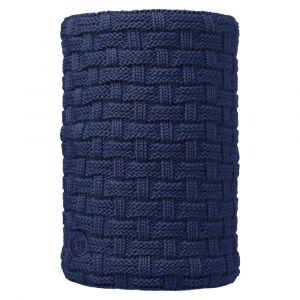 Buff Knitted & Polar Neckwarmer Airon dark denim
