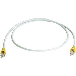 Telegärtner L00002A0120 - Câble RJ45 S/FTP (PIMF) Cat. 6 croisé 3 m gris