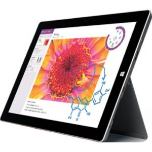 "Microsoft Surface 3 64 Go - Tablette tactile 10.8"" sous Windows 10 (Atom x7-Z8700)"