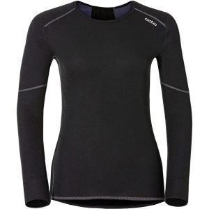 Odlo Sous-vêtements de ski - Haut Femme - noir - S