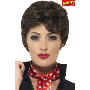 Perruque Rizzo Grease Taille : Inconnu