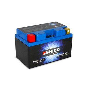 Shido Batterie Lithium LTZ12S