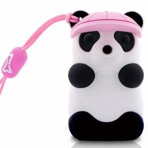 Bone Clé USB 2.0 Panda 8 Go avec un habillage offert !