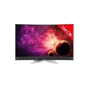 TCL Digital Technology Xclusive X1 Serie U65S9906 - Téléviseur LED incurvée 165 cm 4K UHD