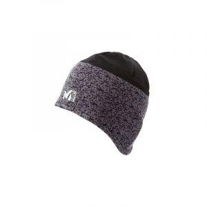 Millet TYAK Ear Flap Bonnet Homme, Noir/Tarmac, FR Fabricant : Taille Unique