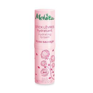 Melvita Nectar de Roses - Stick lèvres hydratant