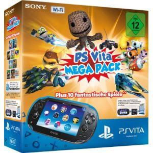 Sony PS Vita Wi-Fi Mega Pack - Console + carte mémoire 8Go