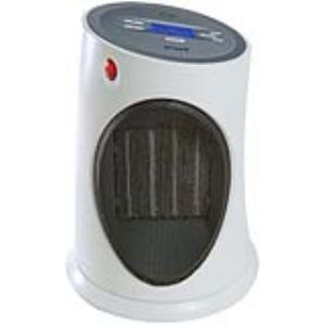 Ewt C120LCD - Radiateur soufflant céramique 2000 watts