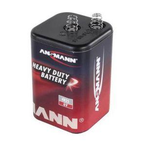 Ansmann Pile spéciale 4R25 carbone-zinc (saline) 1500-0003 contact à ressort 6 V 9000 mAh 1 pc(s)