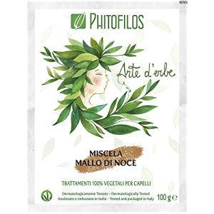 Phitofilos Coloration Végétale Châtain - 100 g
