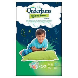 Pampers Underjams taille S/M (17-29 kg) - 10 sous-vêtements