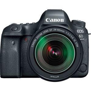 Canon EOS 6D Mark II (avec objectif 24-105mm)