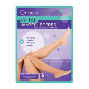 Qiriness Wrap jambes légères