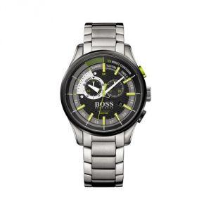 Hugo Boss HB1513336 - Montre pour homme avec bracelet en acier