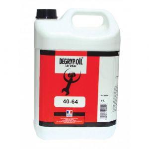 Degryp'Oil Huile de coupe soluble - Bidon de 5Litres