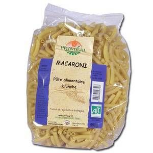 Priméal Macaronis blancs 500 g