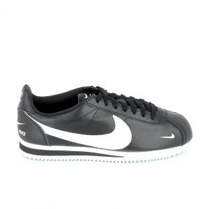 Nike Basket mode sneakerbasket mode sneakers cortez prem noir blanc 46