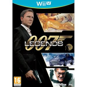 007 Legends [Wii U]