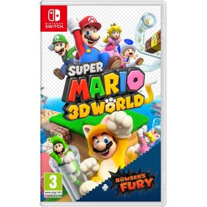 Jeu Switch Super Mario 3D World+Bowser's Fury [Switch]