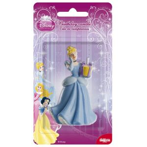 Bougie princesse Disney : Cendrillon
