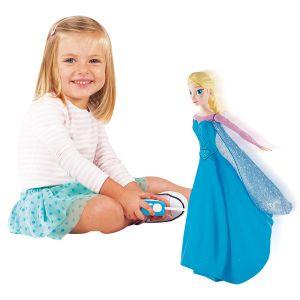 IMC Toys Elsa radiocommandée patine La Reine des Neiges