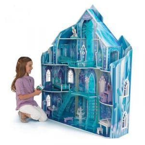 KidKraft Palais de glace d'Elsa en bois La Reine des Neiges