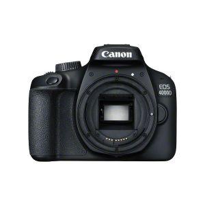 Canon EOS 4000D (avec 2 objectifs 18-55mm et 75-300mm)