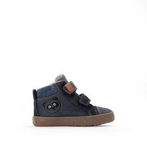 Geox Chaussures enfant Basket Montante Bébé/Garçons B Kilwi bleu - Taille 21,22