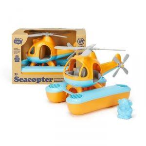 Green Toys L'hydrocoptere Orange