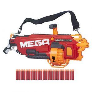 Hasbro B8086 F03 - N-Strike Elite Mega Americanum, Jouets Blaster