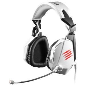 MadCatz F.R.E.Q. 5 - Micro-casque arceau avec microphone pour PC/Mac