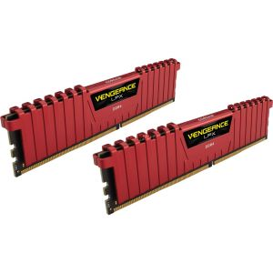 Corsair CMK8GX4M1A2666C16 - Barrette mémoire Vengeance LPX 8 Go DDR4 2666 MHz CL16 DIMM