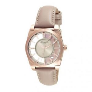 Kenneth Cole 10027853 - Montre pour femme Transparency