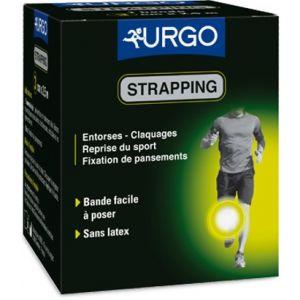 Urgo Strapping - Bande adhésive de contention 2,5 m x 3 cm