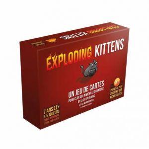 Asmodée Exploding Kittens