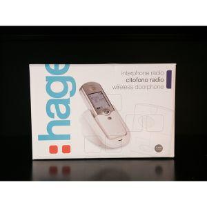 Hager Interphone sans fil lcp01f