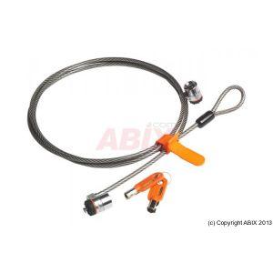 Kensington Twin Microsaver Cable de sécurité antivol
