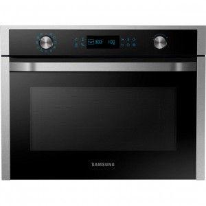Samsung NQ50J5530BS - Micro-ondes avec fonction Grill et chaleur tournante