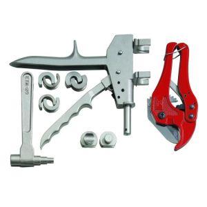 Far Tools 211700 - Coffret à sertir PER avec pince à découper