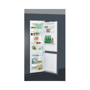 Whirlpool ART 6610/A++ - Réfrigérateur combiné 6ème Sens