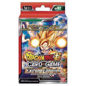 Bandai Starter Pack - Dragon Ball Super - Série 2 - The Extreme Evolution