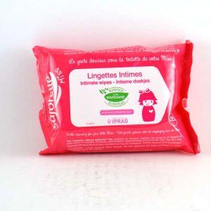 Saforelle MISS - Lingettes intimes