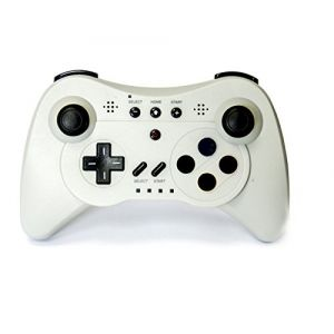 Hobby Tech Manette de jeu sans fil pour Nintendo Wii-U, Wii et Android