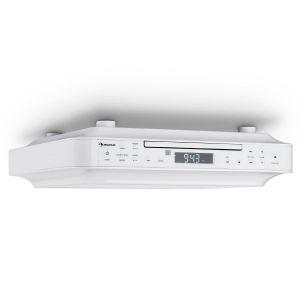 Auna KRCD-100 BT - Radio de cuisine encastrable