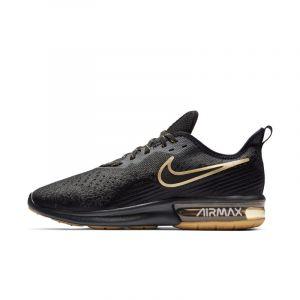 Nike Chaussure Air Max Sequent 4 pour Homme - Noir - Couleur Noir - Taille 47.5