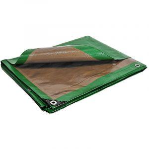 Bâches Direct Bâche Pergola 250 g/m² - 2 x 3 m - toile pergola - toile pour tonnelle - bache exterieur - bache terrasse